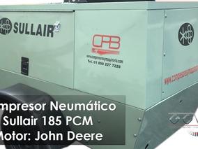 Compresor De Aire Para Perforadoras De Pozos, Sandblasting