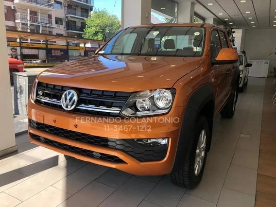 Amarok V6 Comfortline 0km Volkswagen 4x4 Vw 2020 Full Precio