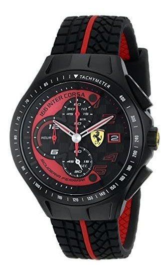 Relógio Scuderia Ferrari Modelo 0830077