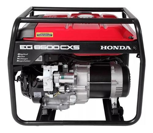 Imagen 1 de 8 de Generador Grupo Electrógeno Honda Eg6500cxs Original