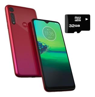 Celular Motorola Moto G8 Play 32gb Ram 2gb + Microsd 32gb