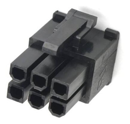 Conector Pci-e Macho 6 Pin Antminer S9 D3 T9