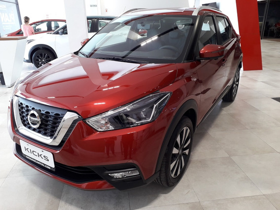 Nissan Kicks Exclusive Suv 1.6 0km 120cv