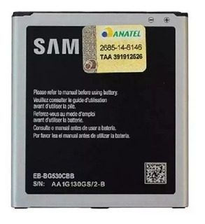 Bateria Celular Gran Prime G530 J5 J3 J2prime Original