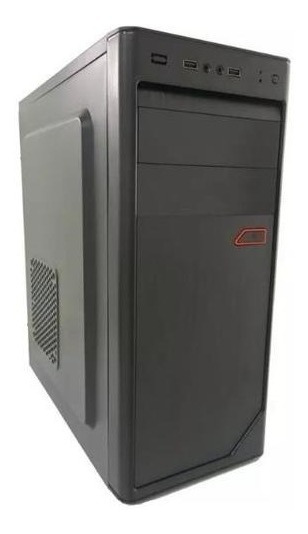 Cpu I3+ 4gb Ddr3+ Ssd 120gb+ Gabinete C/ Fonte