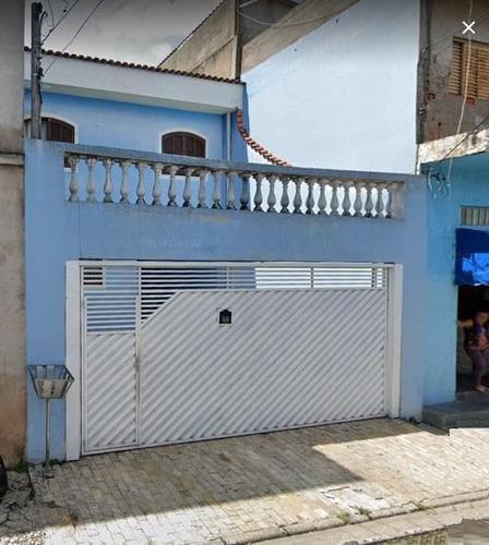 Imagem 1 de 18 de Sobrado Com 5 Dormitórios À Venda, 211 M² Por R$ 450.000 - Vila Antonieta - São Paulo/sp - So2579