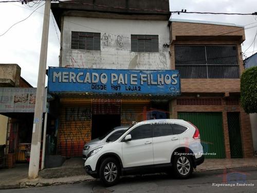 Imagem 1 de 8 de Ref.: 7043 - Salão Em Carapicuíba Para Venda - V7043