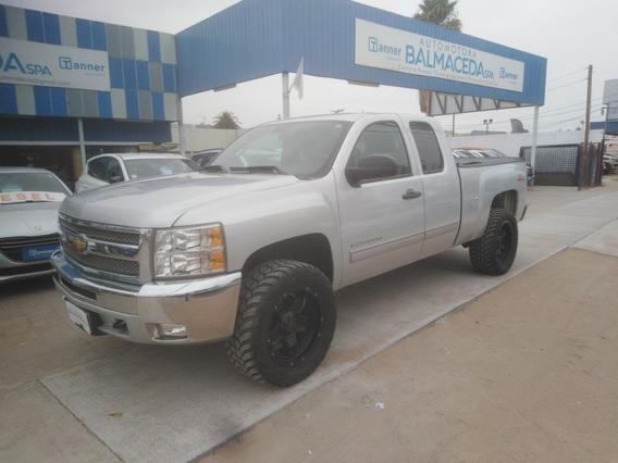 Chevrolet Silverado Lt Ii 4wd 5.3 Aut.