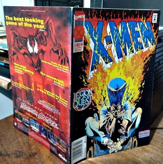 X-men Deluxe #40: Legion Quest #2