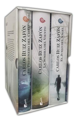 Trilogia Carlos Ruiz Zafon