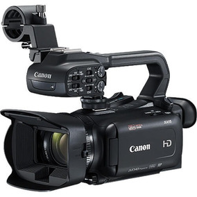 Filmadora Canon Xa11 Compacta Full Hd Com Hdmi E Saída Compo