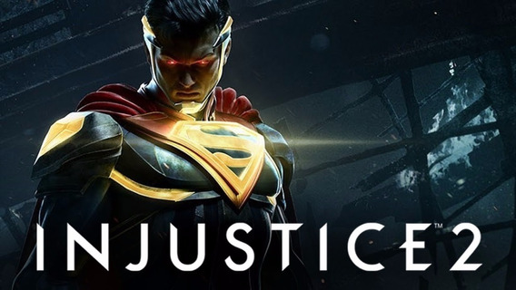Injustice 2 Steam Pc Key Envio Imediato