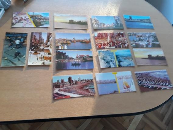 Postales De Los 80s De Mar Del Plata