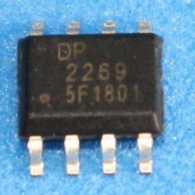 Circuito Integrado Dp2269 Para Fonte Caixa Lenoxx
