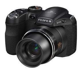 Fujifilm Finepix S2500hd Câmera Digital 12mp Com Zoom Estab