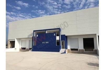 Bodega Nave Industrial En Renta Sobre Carretera 57, Zona Industrial Slp. Cerca De Parque Logistik