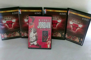 Dvd Documental Michael Jordan Chicago Bulls 15$ Vendo Cambio