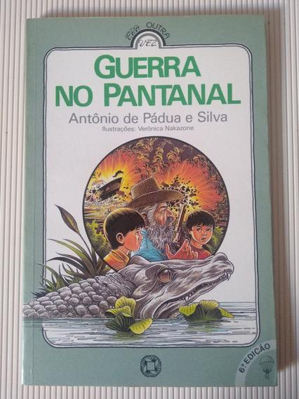 Livro Guerra No Pantanal