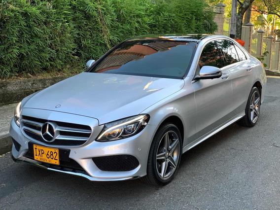 Mercedes-benz Clase C C250 Amg