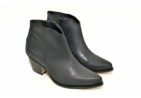 Bota Texana Mujer, Cuero,zapatos,moda 2019,553ad