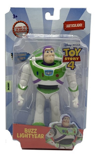 Toy Story 4 Buzz Lightyear Figura Articulada 14 Cm Art 5613