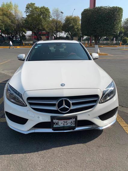 Mercedes-benz Clase C 2.0 250 2016