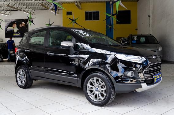 Ford Ecosport 1.6 Freestyle 2014 Completa,troco,financio