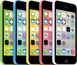 Apple iPhone 5c 32gb Desbloqueado Original Anatel Promoçao