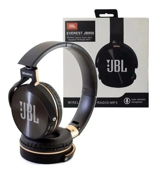 Fone De Ouvido Jbl Bluetooth Jb950 Everest Super Bass Fone