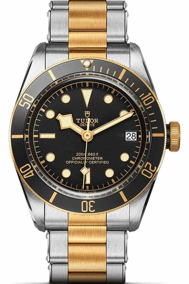 Reloj Tudor Black Bay S & G Original M79733n-0008