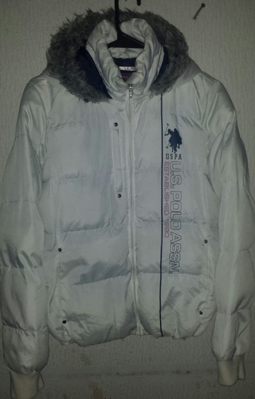 U.s. Polo Assn Chamarra Forro Y Relleno Polyester Mujer Xl