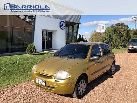 Renault Clio 2 Rn 2000 Excelente Oportunidad Barriola