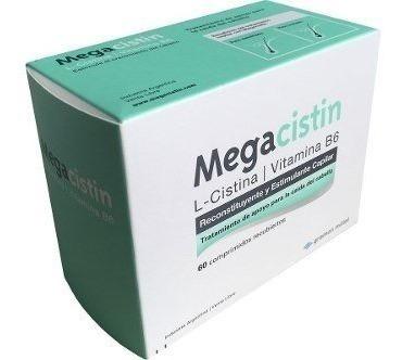 Megacistin X 60 Anti Caida Del Cabello