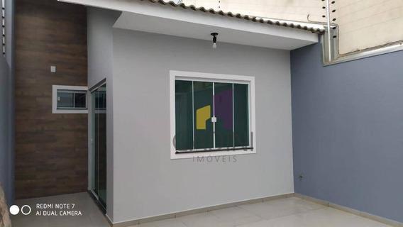 Casa À Venda - Angra Dos Reis - Cascavel/pr - Ca0374