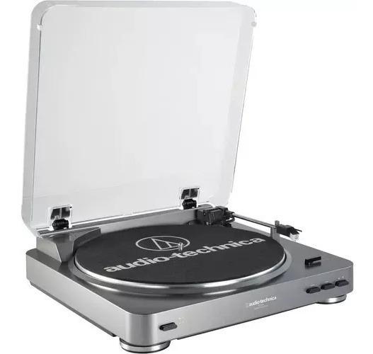 Toca Disco Stereo Auto Audio Technica At Lp60 Usb