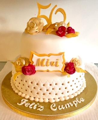 Tortas Decoradas Artesanales, Catering Dulce