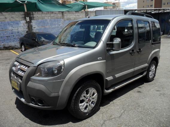 Fiat Doblo Adventure Xingu 6 Lugares 1.8 Flex Completa