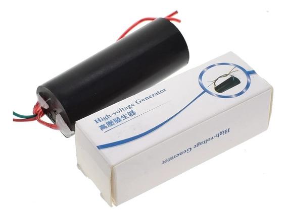 4x Gerador Alta Voltagem Ozônio Tesla Dc 3v-6v 400kv 400000v