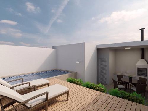 Casa Com 3 Dormitórios À Venda, 223 M² Por R$ 990.000,00 - Ponta Da Praia - Santos/sp - Ca0127