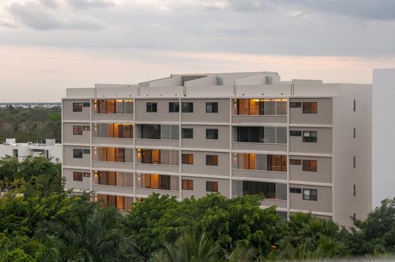 Departamento Preventa Pitahaya, Residencial Aqua, Cancún, Quintana Roo.