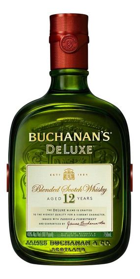 Whisky Buchanans 12 Años 750ml