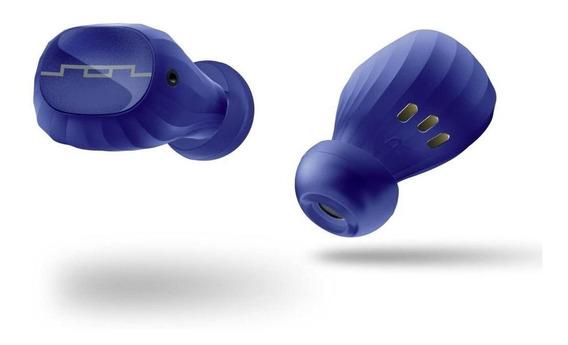Audífonos Sol Inalámbricos Azules