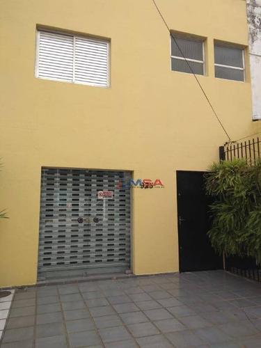 Imagem 1 de 25 de Sobrado Comercial Com 2 Casas Separadas No Coração De Pinheiros. Fácil Acesso À Transporte Público. Venda / Locação - So0647