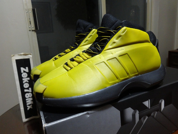 adidas Crazy 1 6 26 8 Kobe Jordan Lebron Penny Xi X Zeke78mx