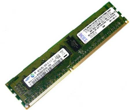 Imagem 1 de 3 de Memória Ibm 4gb Ddr3 1600mhz Ecc /para Servidor Ibm