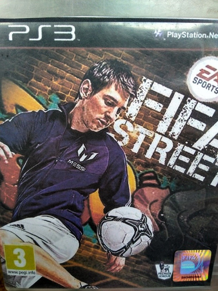 Fifa Street Ps3 Original , A Pronta Entrega