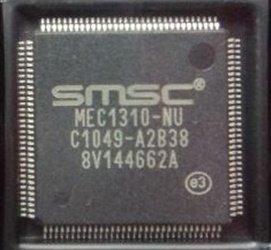 Mec1310-nu Qfp-128 Super I/o - Mec1310 Nu- Novo Original