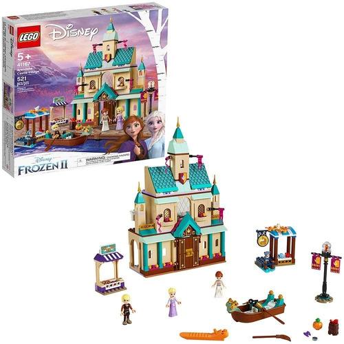 Lego Frozen 2 Disney Princess 41167 Castillo Arendelle 521p