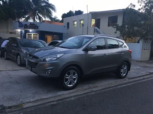 Hyundai Tucson Sensilla