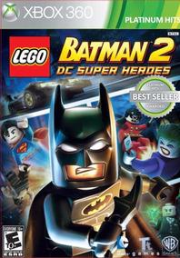 Lego Batman 2 Dc Super Heroes Xbox360 Original Lacrado